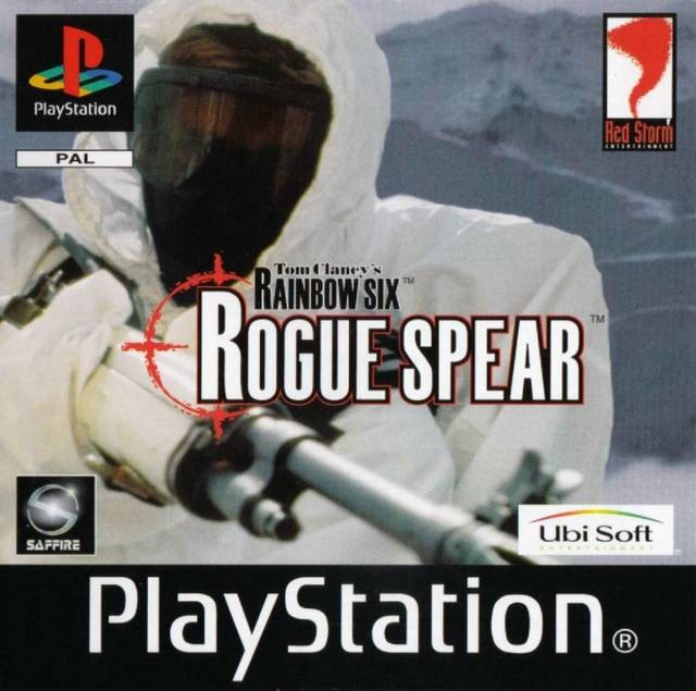 [RT] Rainbow Six Rogue Spear - 2001 - PS ONE Rainbo10