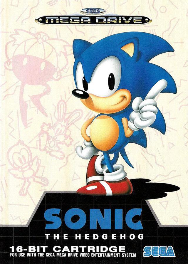 [RT] Sonic the hedgehog - 1991 - MegaDrive Sonic_12