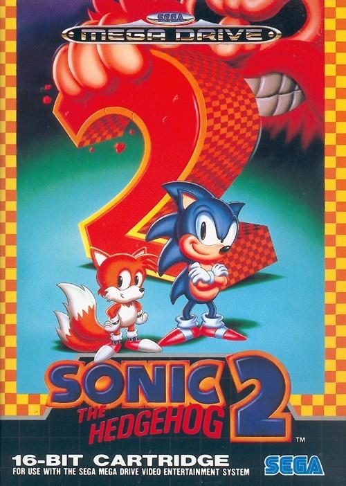 [RT] Sonic the hedgehog 2 - 1992 - MegaDrive Sonic_13