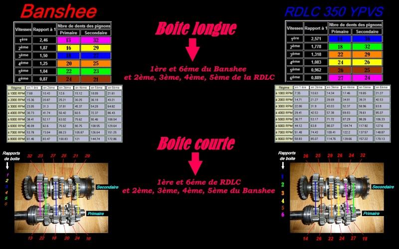 Boite de vitesse Banshee / RDLC + boite longue et courte Essai11