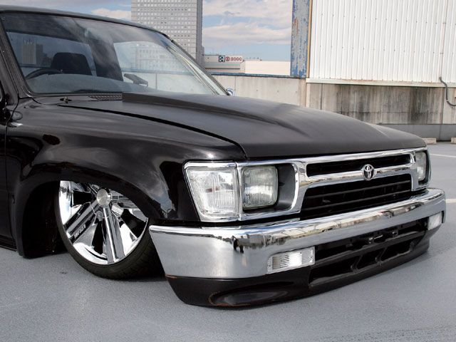 Galerie photos PICK UP  2WD & 4WD 0605mt11