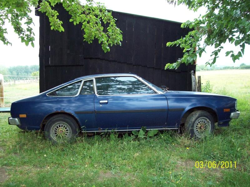 [MAZDA 121] Mazda 121 coupé de 1977 du Sud ! 100_1911