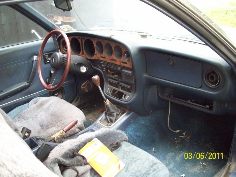 [MAZDA 121] Mazda 121 coupé de 1977 du Sud ! 100_1925