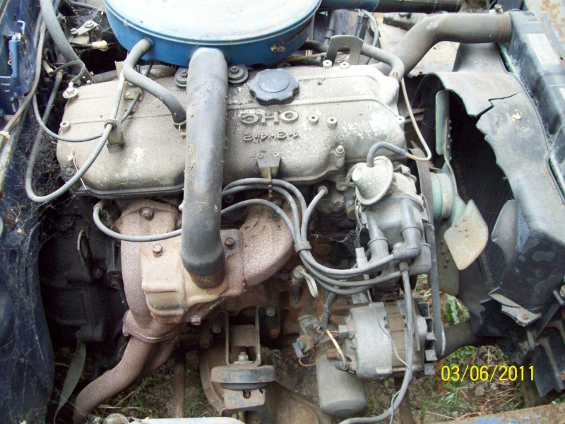 [MAZDA 121] Mazda 121 coupé de 1977 du Sud ! 100_1941