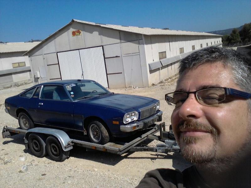 [MAZDA 121] Mazda 121 coupé de 1977 du Sud ! - Page 2 52291010