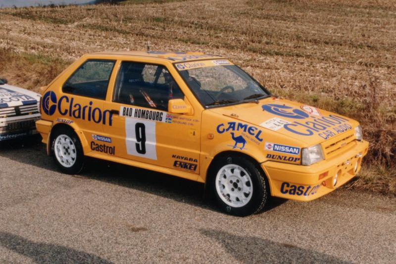 March super turbo & micra K10.K11.K12.K13 etc ... Eklund10