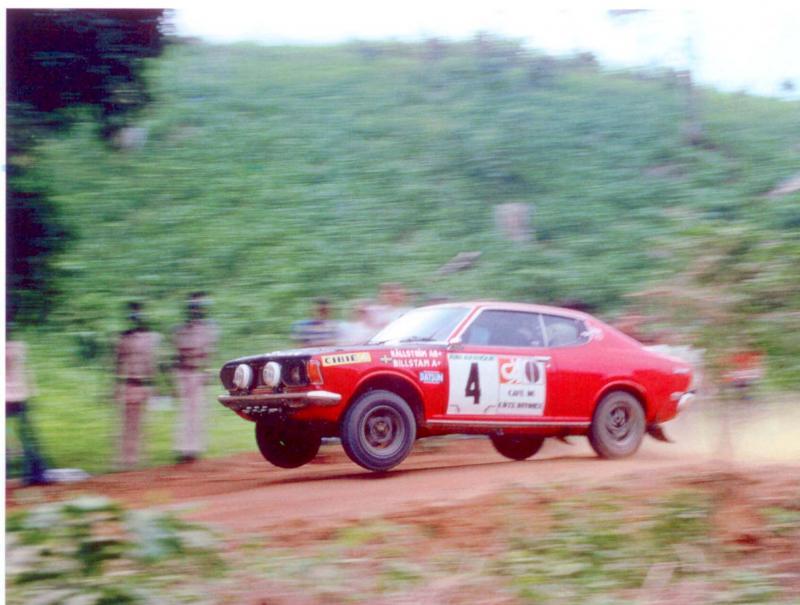 Résurection DATSUN 180B SSS P610 GR2 rallie du BANDAMA 1974 - Page 2 Kallst11