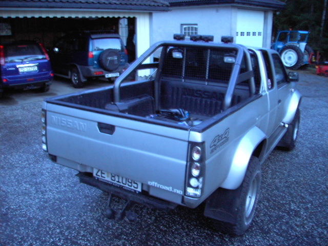 Galerie photos PICK UP  2WD & 4WD Lykter10
