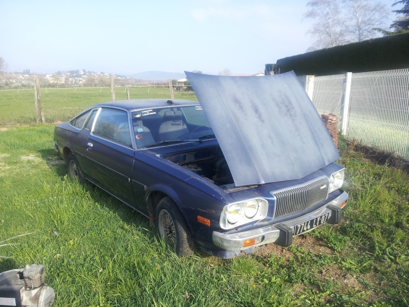 [MAZDA 121] Mazda 121 coupé de 1977 du Sud ! - Page 2 Mes_i124