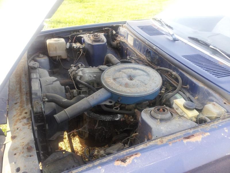 [MAZDA 121] Mazda 121 coupé de 1977 du Sud ! - Page 2 Mes_i127