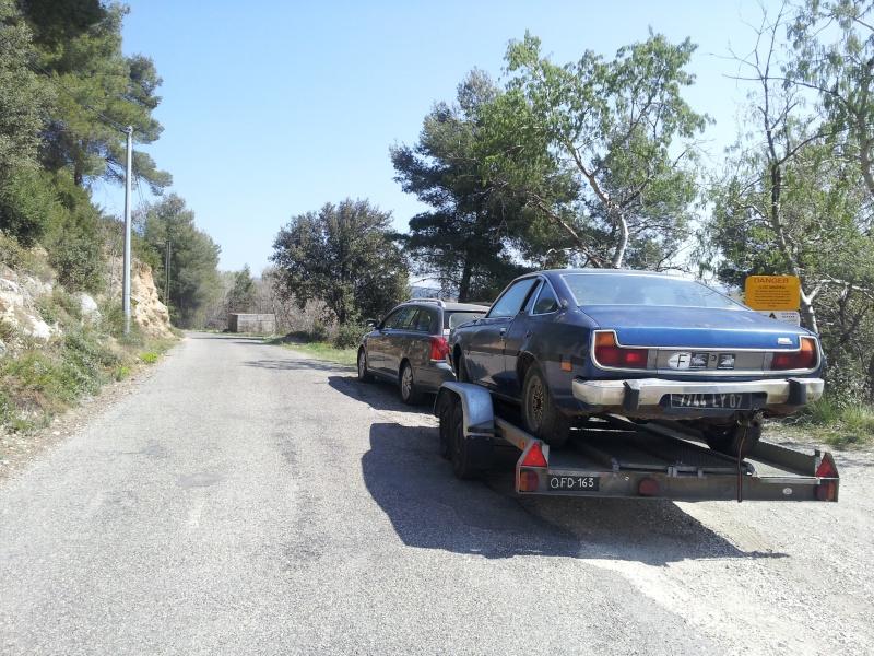[MAZDA 121] Mazda 121 coupé de 1977 du Sud ! - Page 2 Mes_i143