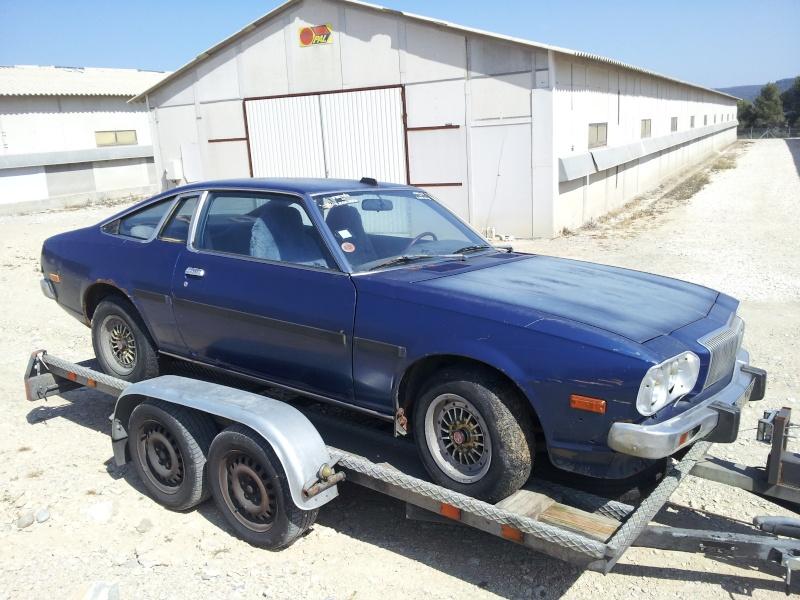 [MAZDA 121] Mazda 121 coupé de 1977 du Sud ! - Page 2 Mes_i150