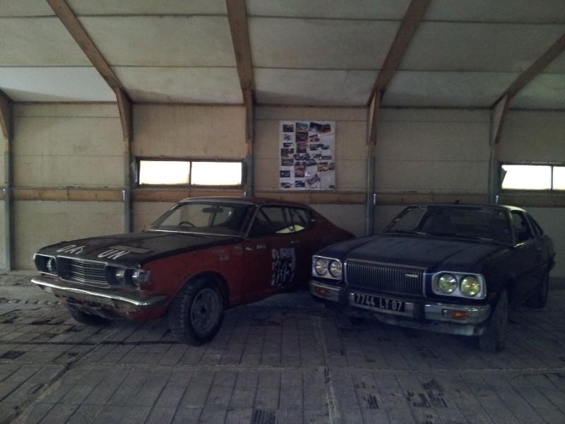 [MAZDA 121] Mazda 121 coupé de 1977 du Sud ! - Page 2 Mes_i157