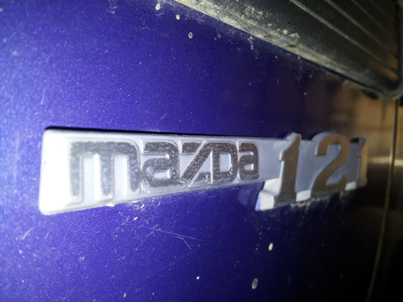 [MAZDA 121] Mazda 121 coupé de 1977 du Sud ! - Page 2 Mes_i158