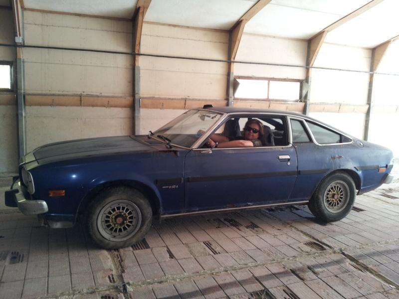 [MAZDA 121] Mazda 121 coupé de 1977 du Sud ! - Page 2 Mes_i160