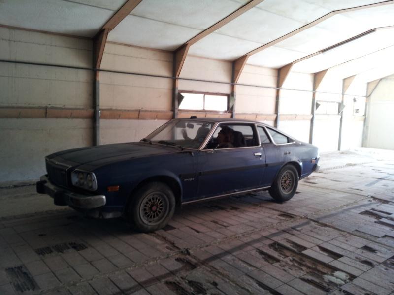 [MAZDA 121] Mazda 121 coupé de 1977 du Sud ! - Page 2 Mes_i161