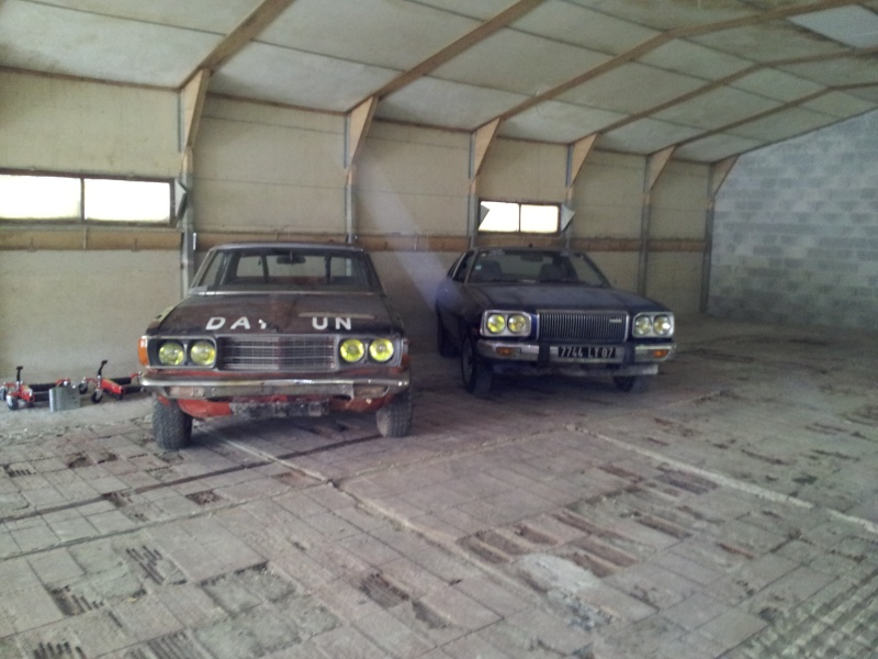 [MAZDA 121] Mazda 121 coupé de 1977 du Sud ! - Page 2 Mes_i163