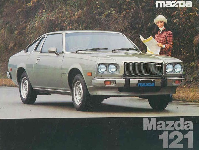 [TOPIC OFFICEL] MAZDA 121 / RX5 ou COSMO AP - Page 4 Mx432410