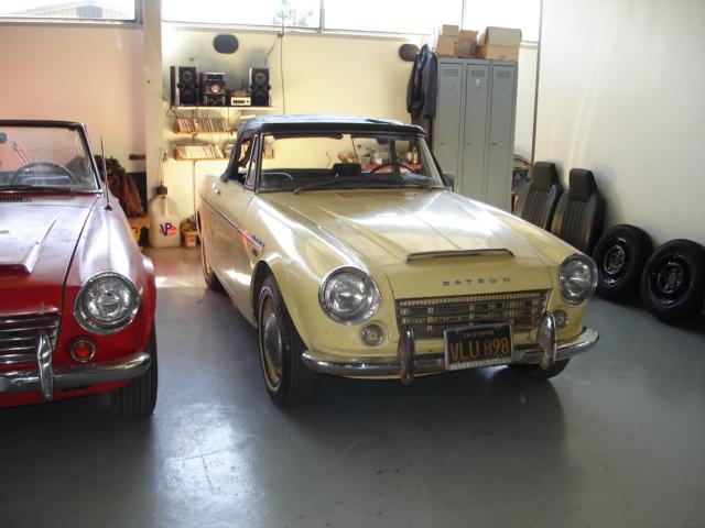 Le garage de Haute Savoie ... - Page 3 Photos41