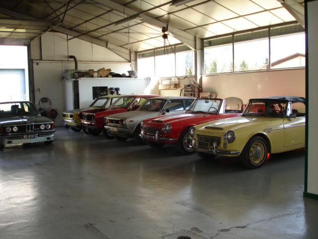 Le garage de Haute Savoie ... - Page 3 Photos42