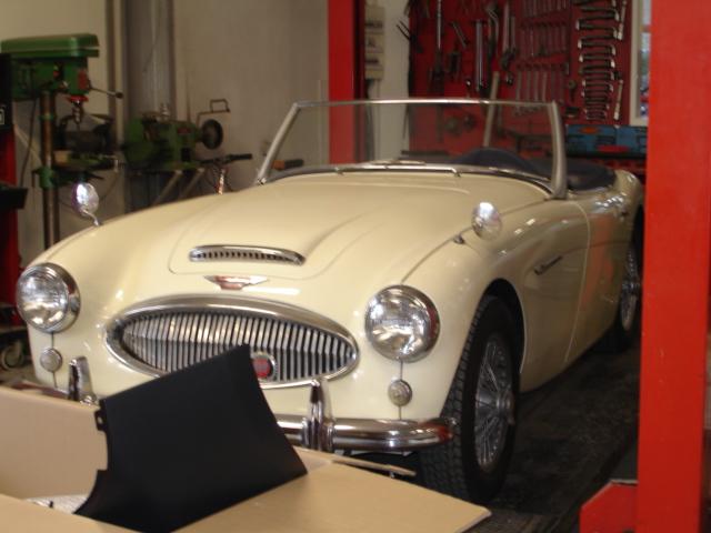 Le garage de Haute Savoie ... - Page 3 Photos43