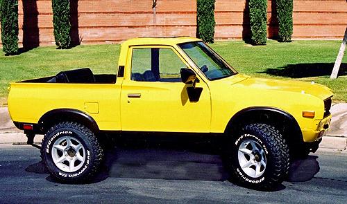 Galerie photos PICK UP  2WD & 4WD Robert10