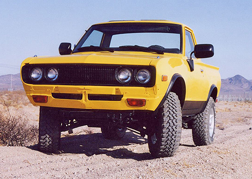 Galerie photos PICK UP  2WD & 4WD Robert11