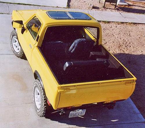Galerie photos PICK UP  2WD & 4WD Robert12