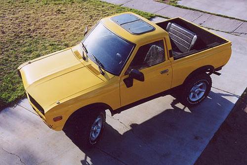 Galerie photos PICK UP  2WD & 4WD Robert13