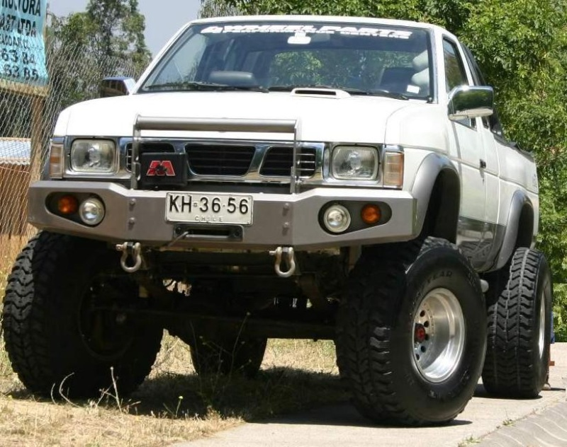 Galerie photos PICK UP  2WD & 4WD Street10