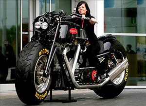 A Maior Moto do MUndo!!! 88685210