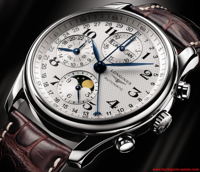 Longines Master Collec. Moonphase vs. Eternea Soleure Moonphase Chrono10
