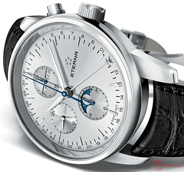 Longines Master Collec. Moonphase vs. Eternea Soleure Moonphase Eterna10
