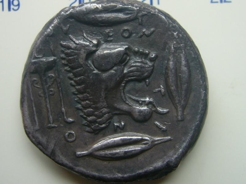 Tetradracma de Sicilia P1050319