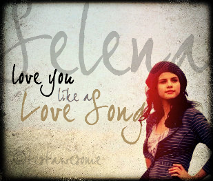 Test's Graphics! Selena11