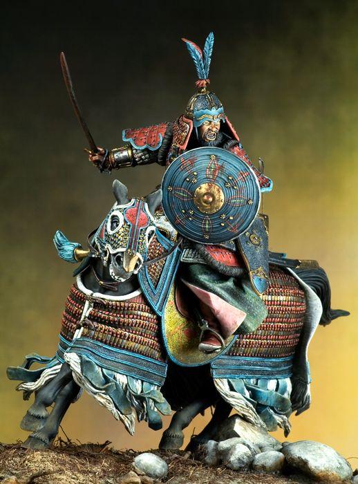 samouraï à cheval - Page 5 B2b_pe13