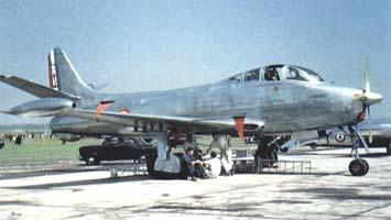 "[Les anciens avions de l'aéro] Bréguet ""Vultur"" Br960-10"