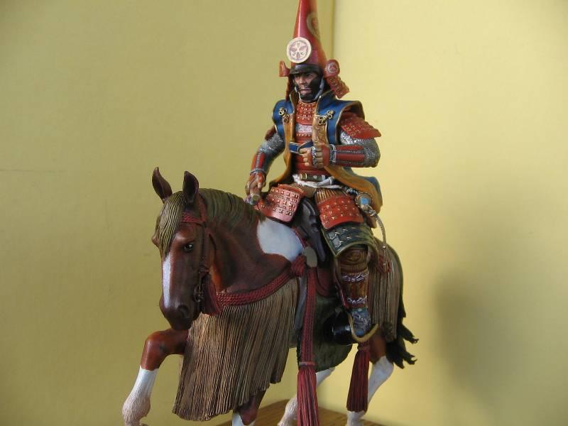 Général Kato Kiyomasa (90mm poste Militaire) - Page 3 Img_1356