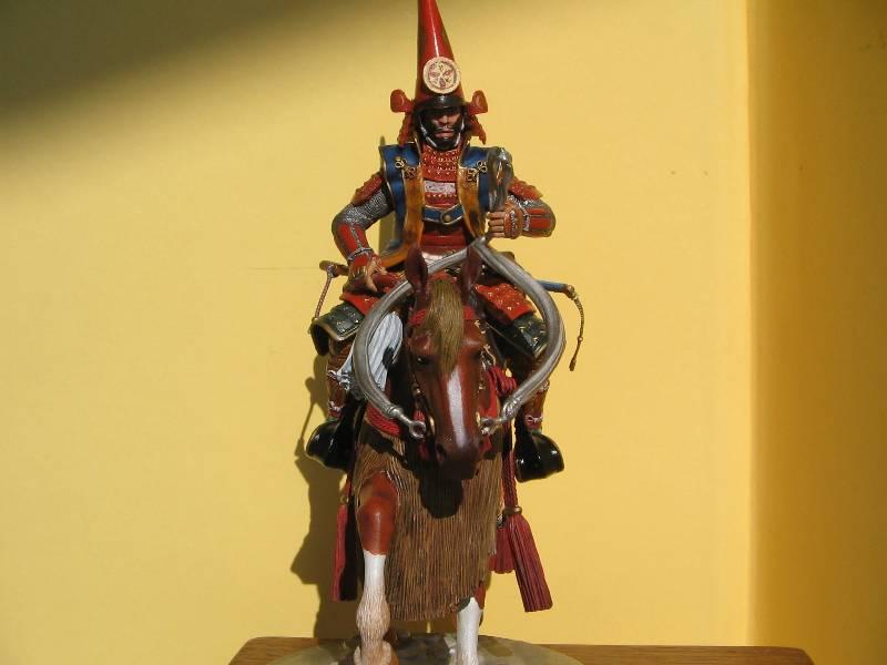 Général Kato Kiyomasa (90mm poste Militaire) - Page 3 Img_1371