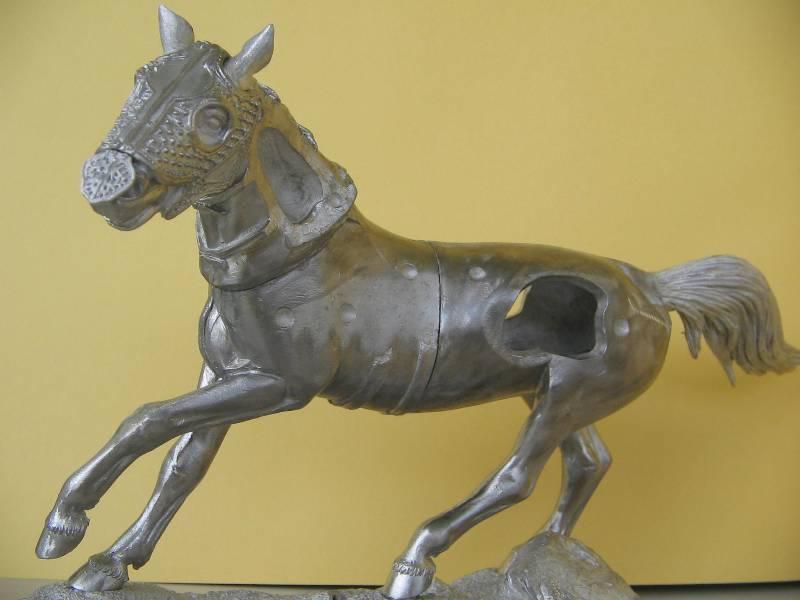 Cavalier Cataphracte Timouride 14ème siècle Img_1634