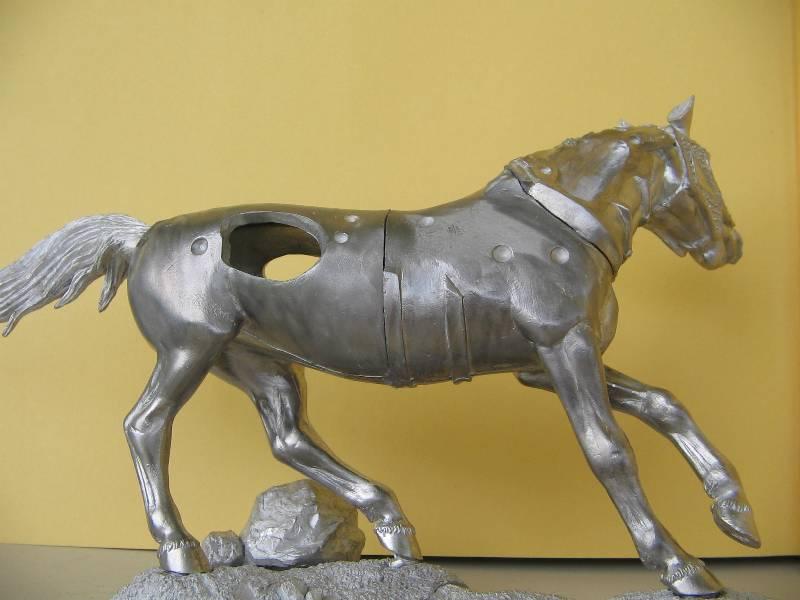 Cavalier Cataphracte Timouride 14ème siècle Img_1635