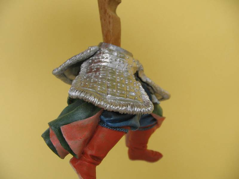 Cavalier Cataphracte Timouride 14ème siècle Img_1638