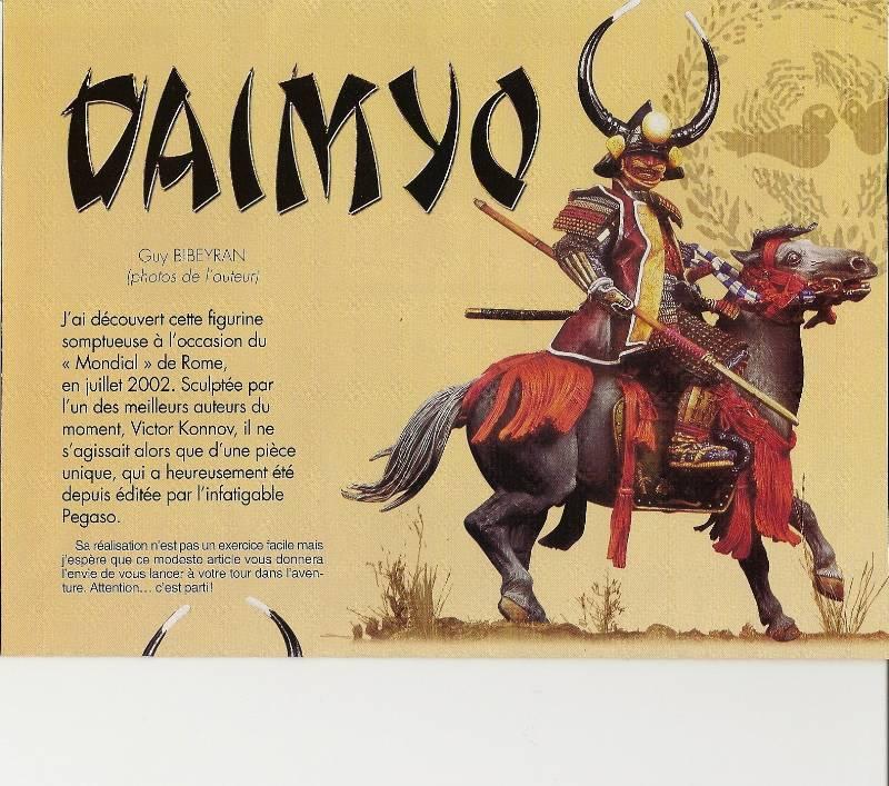 samouraï à cheval Numari15