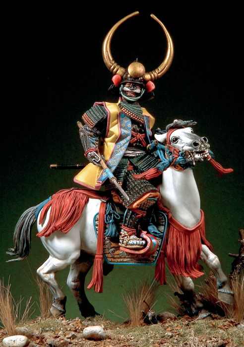 samouraï à cheval Samour10