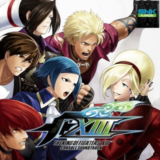 KOFXIII Console Soundtrack Cover13