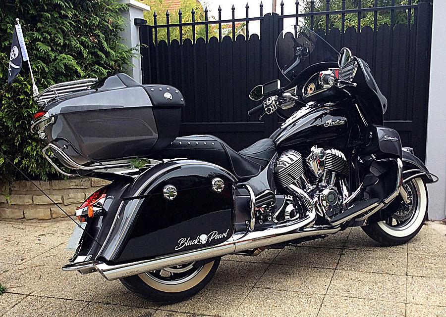Nouveauté moto 2020 : Indian Challenger Rm-211