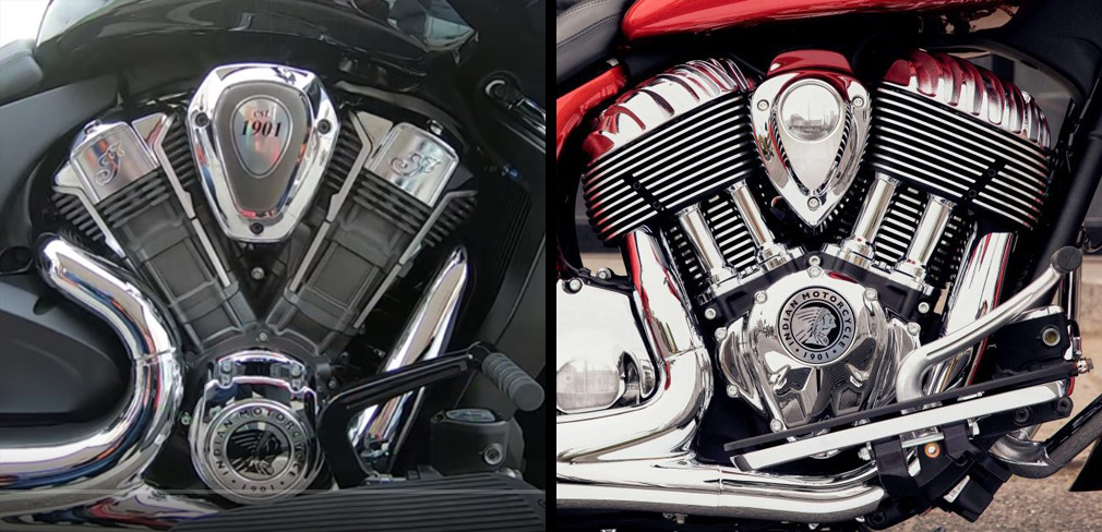 Nouveauté moto 2020 : Indian Challenger Sans-t10