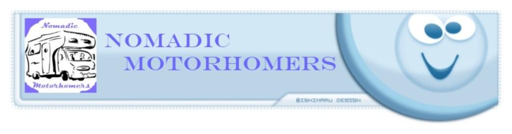 Nomadic Motorhomers