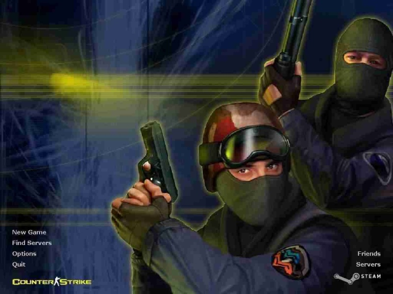 Counter Strike 1.6 [No-Steam] + Counter Strike Sources Cs1_6t10