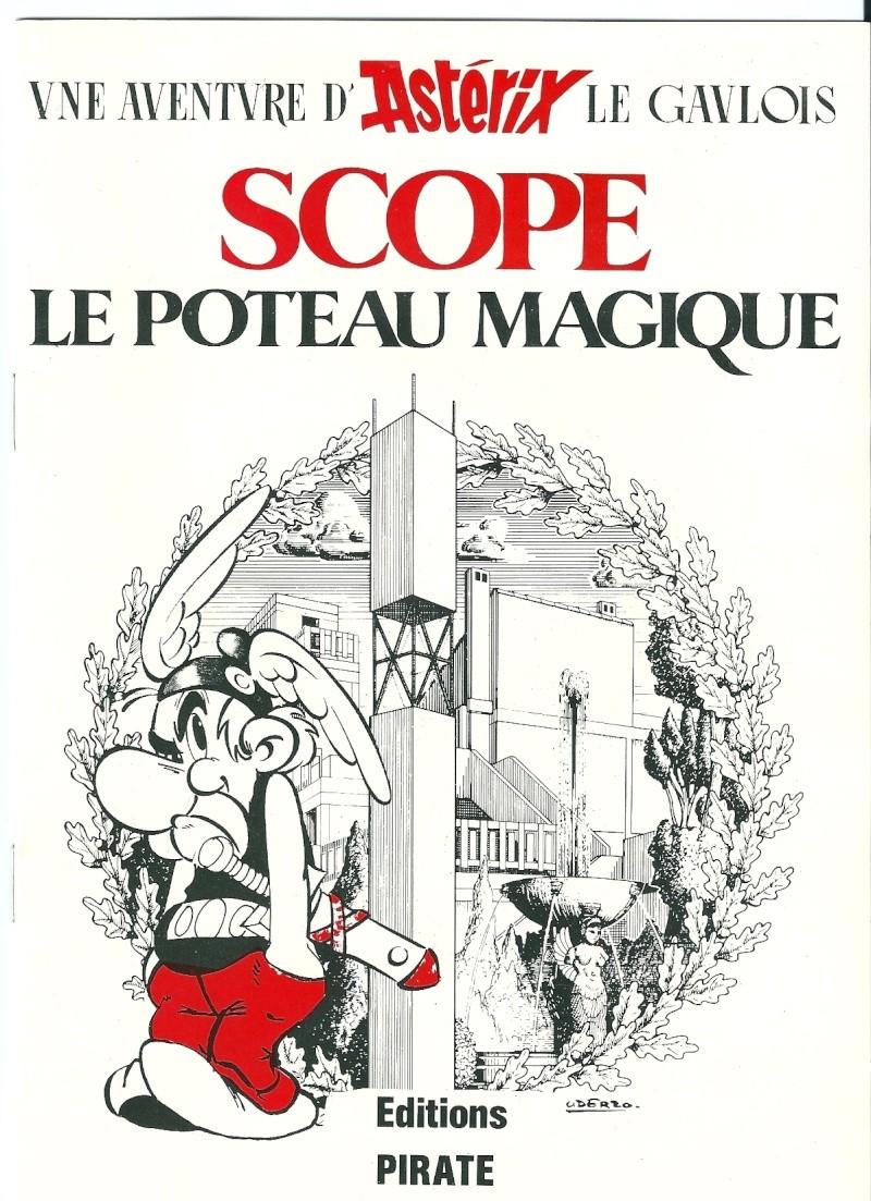 Scope le Poteau Magique Numari11